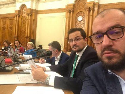Parlamentarii USR susțin că sunt singurii care se opun PSD în lupta pentru modificarea legilor justiției