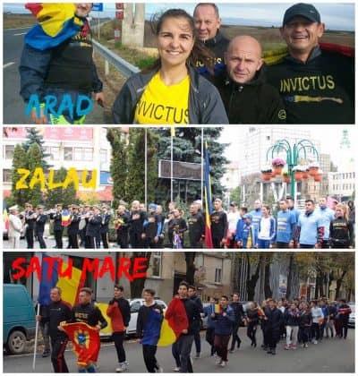 Cros omagial la Arad, dedicat militarilor români răniți în teatrele de operațiuni