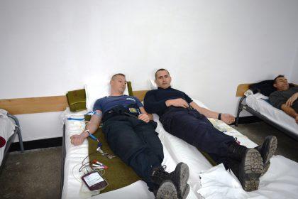 Zi sângeroasă la Jandarmerie. Ce s-a întâmplat