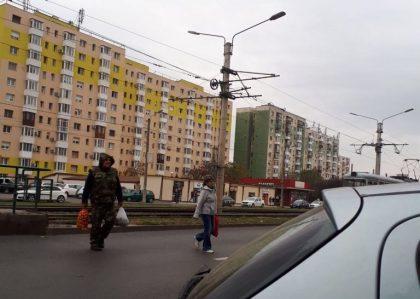 ÎNGRIJORĂTOR! Peste 90% dintre pietonii români fac acest lucru