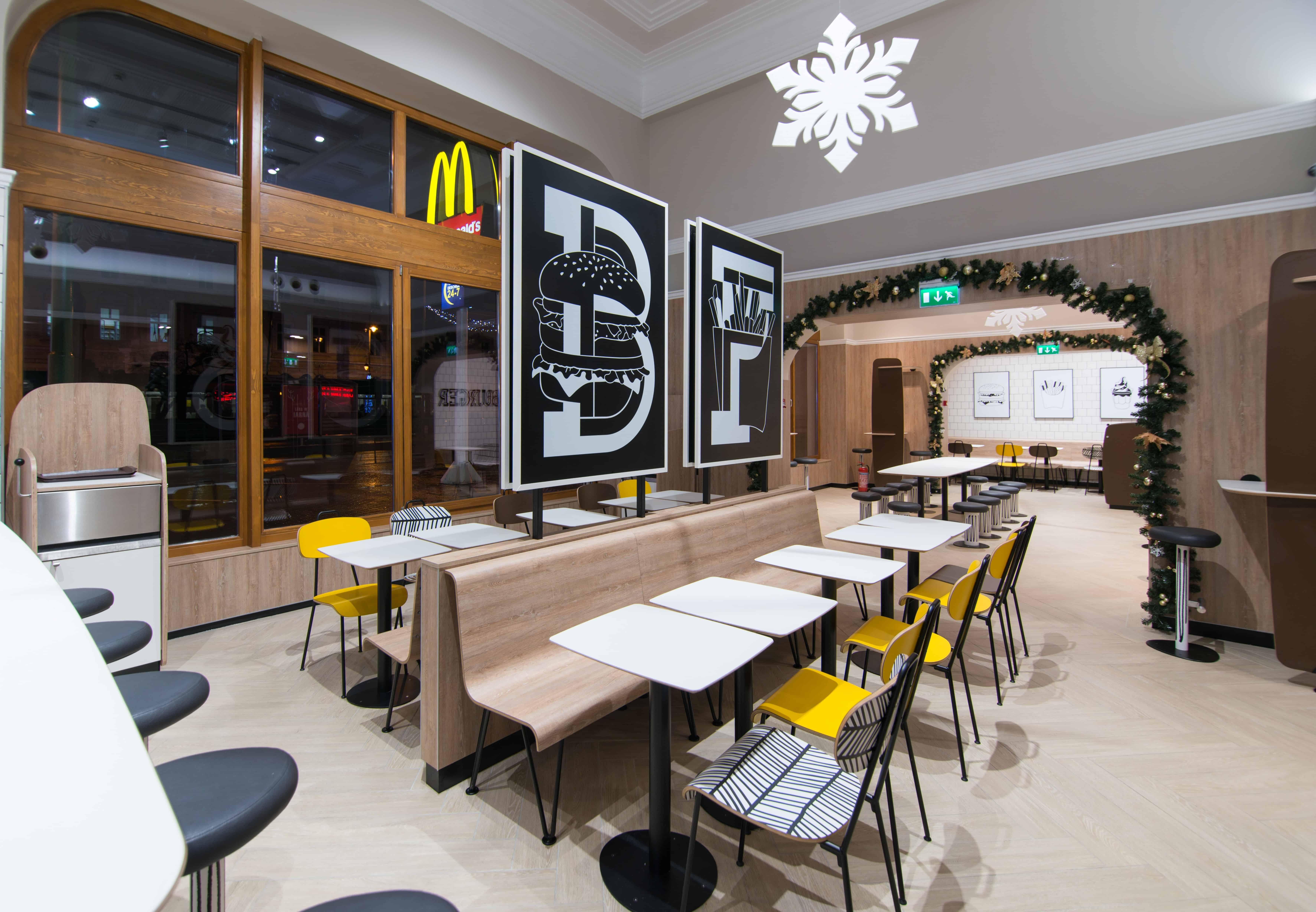 NOUTĂȚI pentru clienți, dar și pentru angajați! Ce se întâmplă la McDonald's