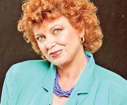Una din cele mai mari actrițe din România, CEZARA DAFINESCU, vine la Arad!