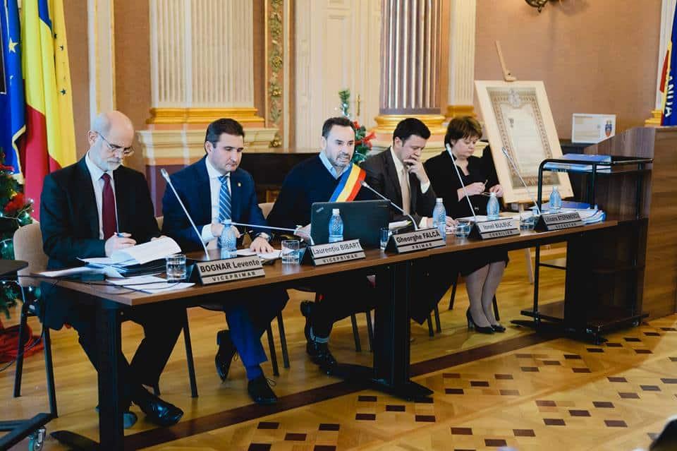 Gheorghe Falcă, ACUZAT că propune consilierilor locali să voteze un proiect ILEGAL