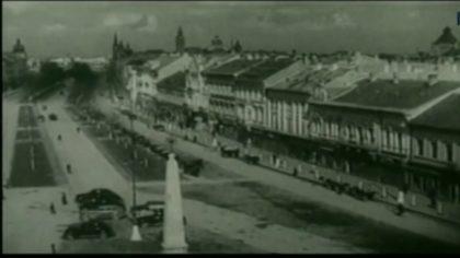 IMAGINI RARE: Aradul, la sfârșitul anilor 40, începutul anilor 50 (VIDEO)