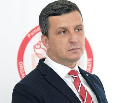 """Beniamin Vărcuș: """"Asistăm la triumful normelor democratice şi al încă unui cui în sicriul dictaturii de tip Falcă"""""""
