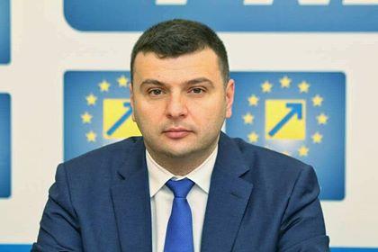 """Sergiu Bîlcea: """"Fifor şi PSD nu pot să bage pumnul în gură românilor"""""""