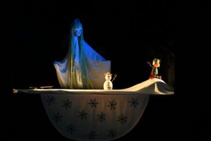 Poveștile magice, revin pe scena Trupei Marionete