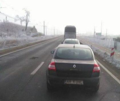 Pasaj rutier peste calea ferată şi pod peste Mureş, la Vladimirescu