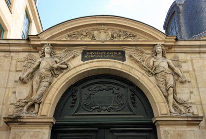 Manifestare ştiinţifică la  Universităţii Sorbonne Nouvelle 3, dedicată promovării bilaterale ale celor două culturi romanice: franceză şi română