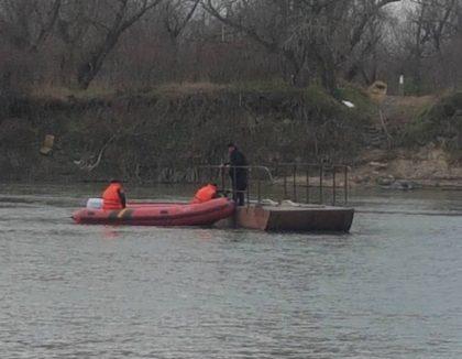 BREAKING NEWS/ Persoană blocată pe râul Mureş! Intervine Inspectoratul pentru Situaţii de Urgenţă (UPDATE + FOTO)