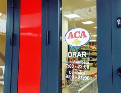 Încă un MAGAZIN al ACA se DESCHIDE în Arad!