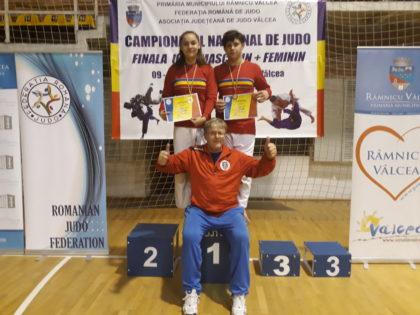 Trei JUDOKA ai CSM Arad, calificați pentru Campionatele Balcanice. Ce MEDALII au mai adus acasă arădenii (GALERIE FOTO)
