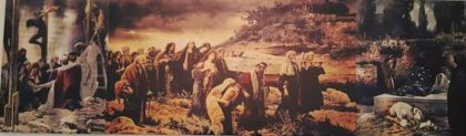 Una dintre cele mai importante opere de artă din Arad va fi restaurată