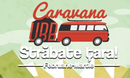 Caravana Universității Babeș-Bolyai se află astăzi la Arad
