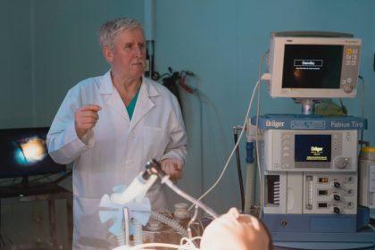 Aparatură modernă pentru Secția Chirurgie II a Spitalului Clinic Județean de Urgență Arad