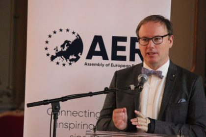 Președintele Adunării Regiunilor Europei vine la Arad