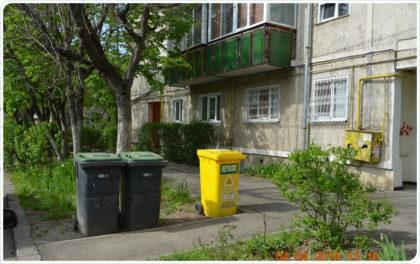 Au fost DESCHISE două puncte de distribuire a PUBELELOR în municipiul Arad. RETIM anunță că URMEAZĂ alte câteva