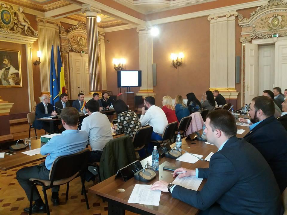 Ce au DECIS astăzi consilierii locali cu privire la PIAȚA CATEDRALEI