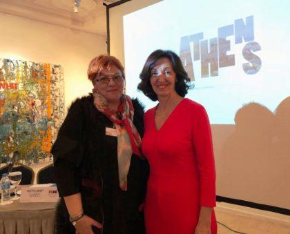 O delegaţie a UVVG Arad a participat, la Atena, la lucrările Adunării Generale a Federaţiei Europene a Şcolilor Superioare