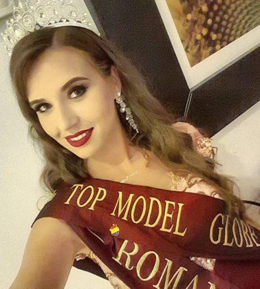 """O ARĂDEANCĂ a câștigat titlul de """"Top Model of the Globe""""! (FOTO)"""