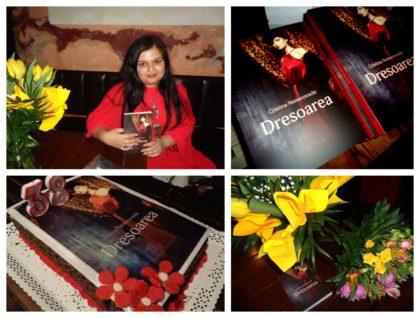 EXCLUSIV/ Cristina Nemerovschi și-a lansat și la Arad cea mai nouă carte, chiar de ziua ei! Ce noutăți am aflat de la ea (GALERIE FOTO)