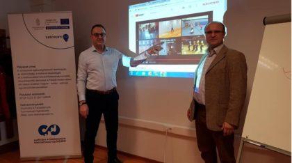 Facultatea de Sport din cadrul UAV, partener în proiecte europene