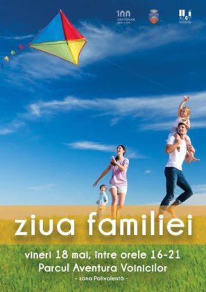 Ziua Familiei – un eveniment pentru copii, părinţi şi bunici! Programul complet al evenimentului
