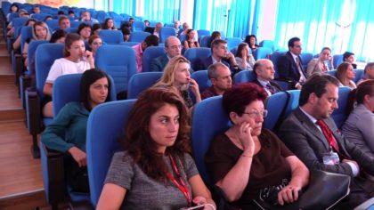 """Sute de medici specialiști din țară și străinătate au participat la Arad la Congresul Național de """"Otorinolaringologie și Chirurgie Cervico-Facială"""""""