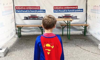 Campania #FărăPenali continuă în Arad  și în toată țara