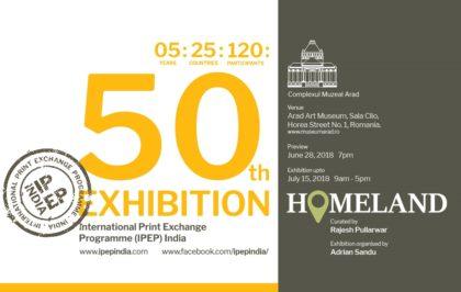 PREMIERĂ în România: Aradul găzduiește expoziția HOMELAND, parte a proiectului IPEP INDIA
