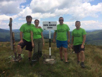 """Îmbină utilul cu plăcutul și participă la acțiunea organizată de Asociația Turistică """"Hoinarii Zărandului"""" în Munții Apuseni"""