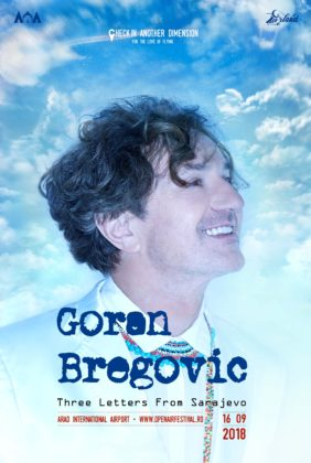 Goran Bregović vine la Arad la CEL MAI MARE festival din vestul țării