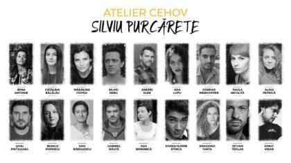 Un arădean printre cei 18 actori din România care participă la Atelierul Cehov
