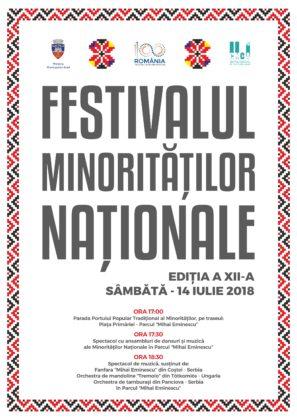 În Arad trăiesc OPT comunități ale minorităților! Arădenii sunt invitați la un festival dedicat acestora
