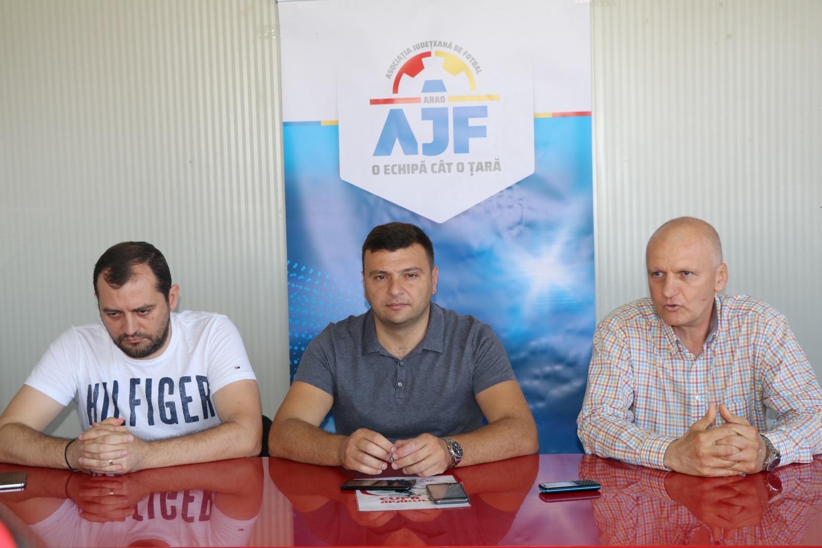"""""""Cupa Aradului"""", o nouă competiţie sportivă dedicată copiilor și juniorilor"""
