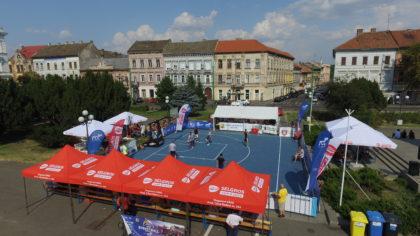 Arădenii care iubesc sportul, invitați la STREETBALL 2019! Când și unde se desfășoară evenimentul