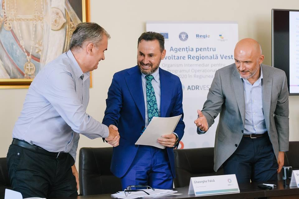 FONDURI EUROPENE pentru reabilitarea termică a unei ȘCOLI GIMNAZIALE din Arad