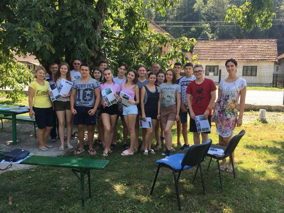 Consiliul Județean Arad le-a oferit mai multor copii din Republica Moldova o vacanță la Moneasa