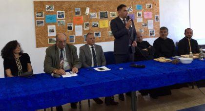 Senatorul Ioan Cristina, prezent la deschiderea noului an școlar