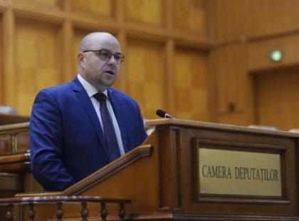 """Adrian Todor: """"Propaganda PNL a mințit din nou: investițiile din 2018 au fost mai mari decât în 2017"""""""