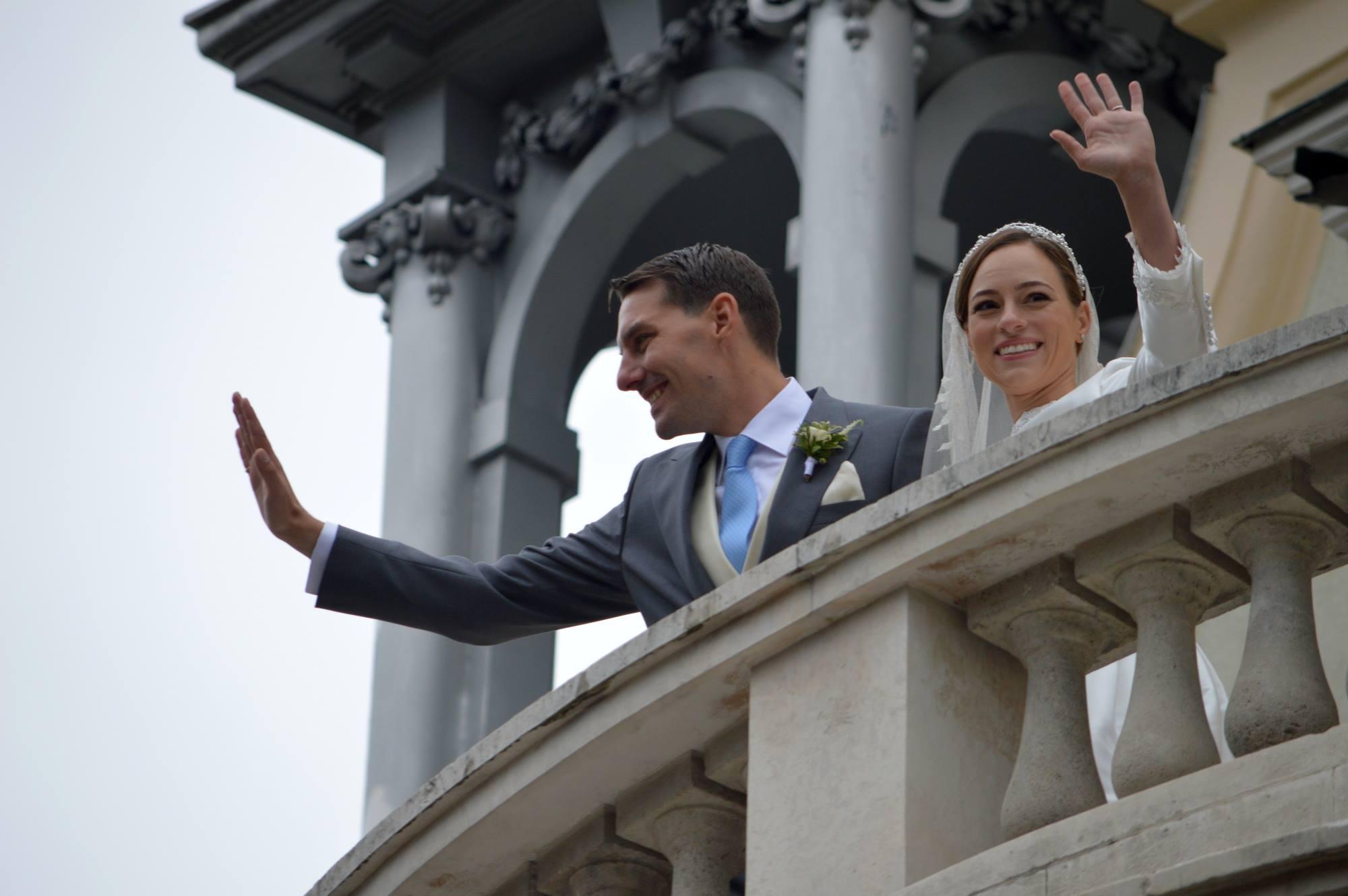 """Sunt din Arad şi au cântat """"Imnul Regal"""" la nunta Principelui Nicolae al României (GALERIE FOTO)"""