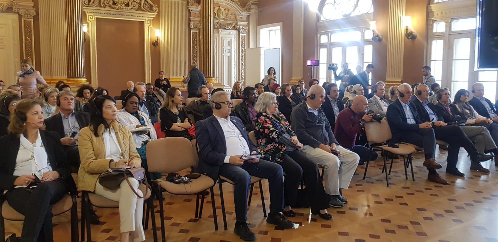 Zeci de ambasadori în România au vizitat Aradul (FOTO)