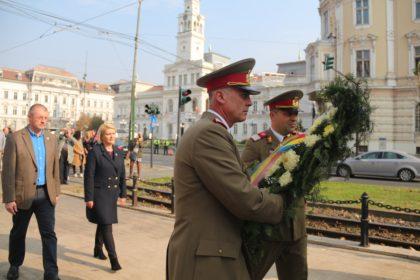 Vasile Goldiş, omagiat de Ministerul Afacerilor Externe şi 27 de ambasadori din cadrul corpului diplomatic acreditat în România