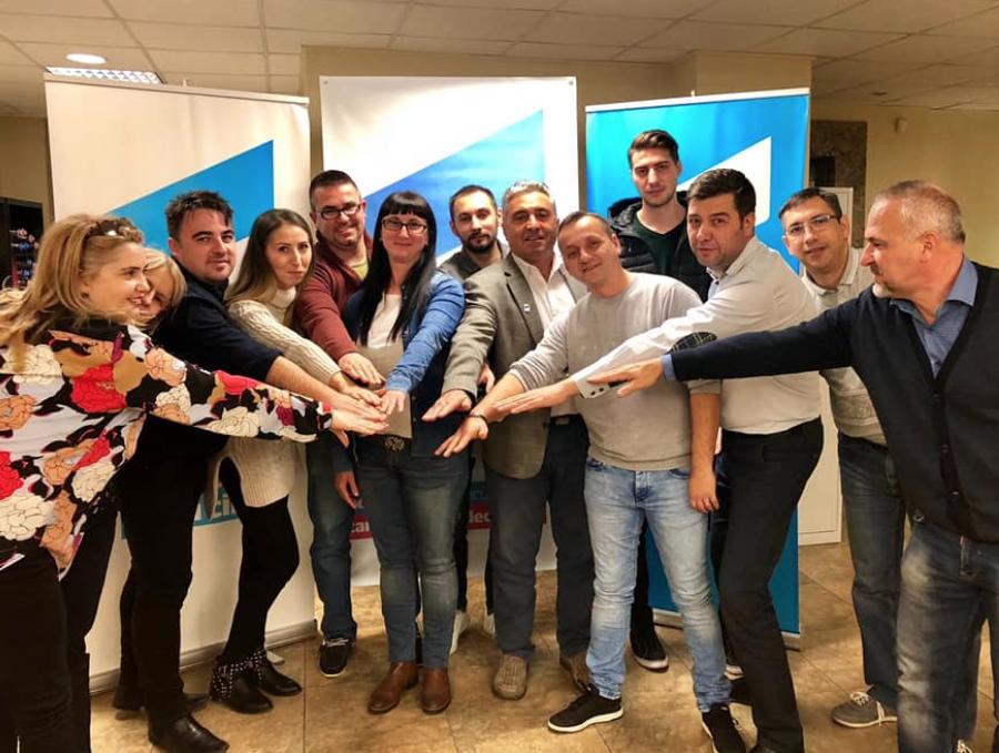 USR are o nouă filială într-o localitate din județul Arad
