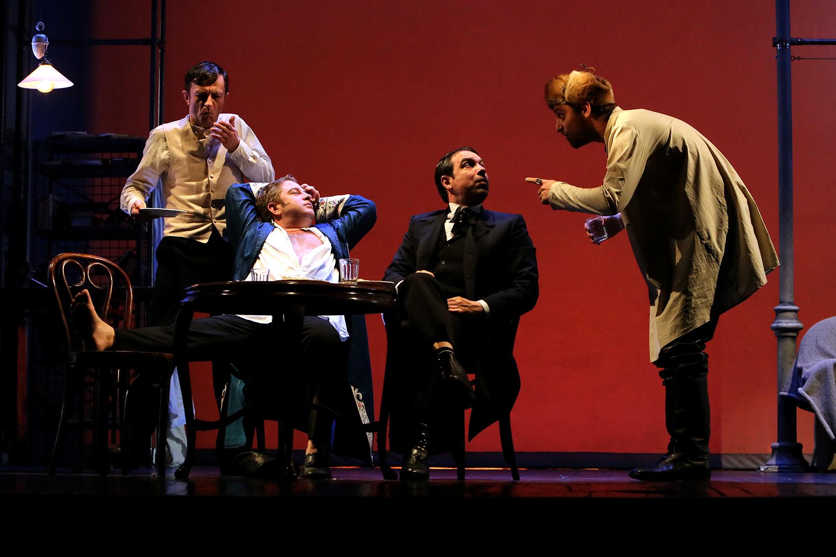Începe Festivalul Internațional de Teatru Clasic de la Arad