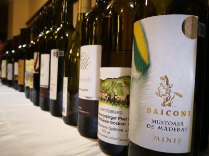 Concurs de vinuri între Podgoria Miniș – Măderat și Podgoria Tübingen