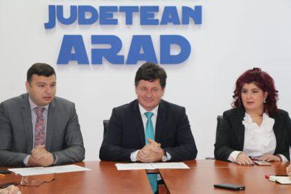 Consiliul Județean Arad a semnat contractul pentru noul Spital de Psihiatrie de la Căpâlnaș