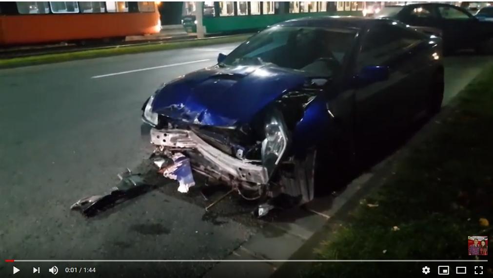 NEWS ALERT/ Accident la intersecţia dintre Calea Aurel Vlaicu şi Victoriei (VIDEO)