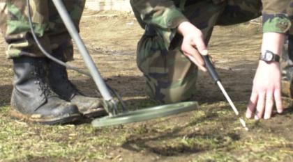 UPDATE/ Autorităţile, ÎN ALERTĂ: ZECI de BOMBE descoperite la Arad (FOTO)