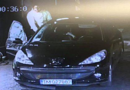 TUN la POMPĂ! S-a întâmplat azi noapte, într-o benzinărie din Arad (UPDATE)